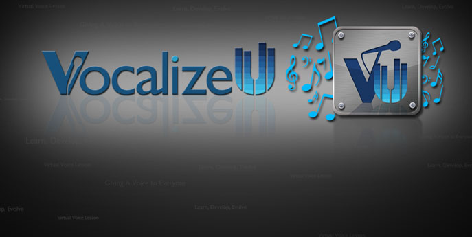 Exercices de voix personnalisés et +<br/>avec notre application<span class='vocalizeu_title'>VocalizeU</span>